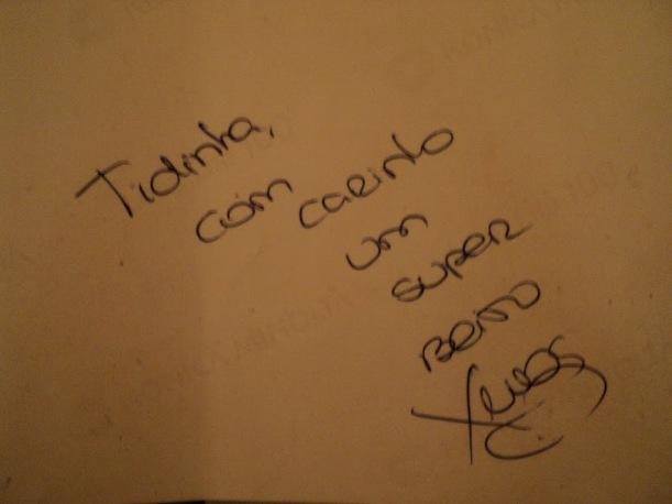 autografo xuxa