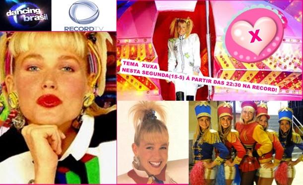 TEMA XUXA DANCING BRASIL